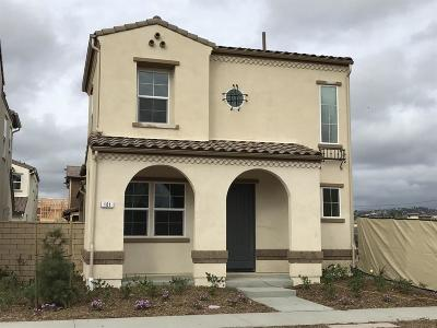 Camarillo Single Family Home For Sale: 181 Stage Trail Road