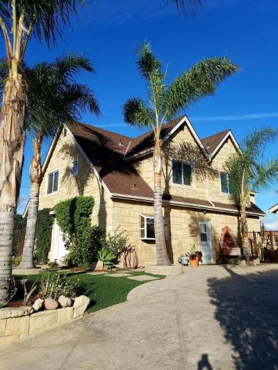 Simi Valley Single Family Home For Sale: 1942 4th Street
