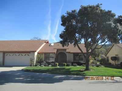 Camarillo Single Family Home For Sale: 31306 Village 31