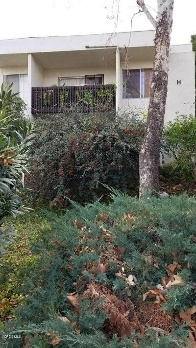 Valencia Condo/Townhouse For Sale: 23515 Lyons Avenue #281