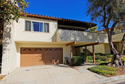Thousand Oaks Condo/Townhouse For Sale: 942 Woodlawn Drive