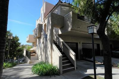 Thousand Oaks Condo/Townhouse For Sale: 217 McAfee Court