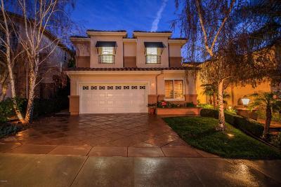 Thousand Oaks Single Family Home For Sale: 2866 Arbella Lane