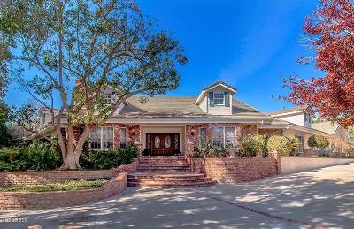 Camarillo Single Family Home For Sale: 607 Crestview Avenue