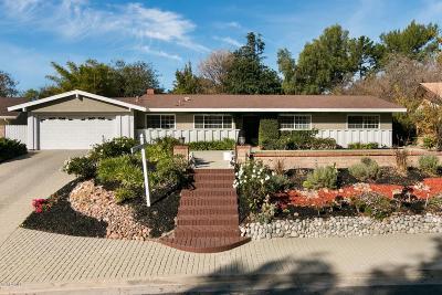Thousand Oaks Single Family Home For Sale: 1947 Havenwood Drive