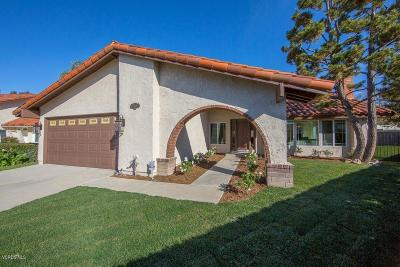 Simi Valley Single Family Home For Sale: 3279 Ring Circle