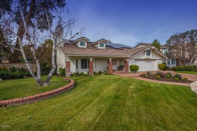 Agoura Hills Single Family Home For Sale: 6303 Kerryhill Court