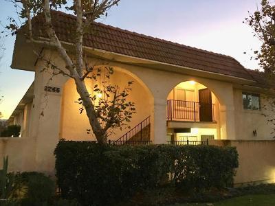 Simi Valley Condo/Townhouse For Sale: 1246 Patricia Avenue #25