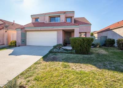 Simi Valley Single Family Home For Sale: 2121 Deercreek Avenue