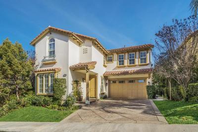 Calabasas Single Family Home For Sale: 4644 Cielo Circle