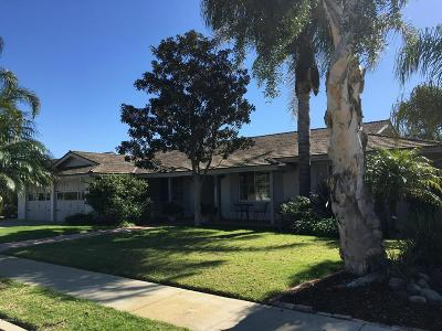 Camarillo Single Family Home For Sale: 262 Calle Larios