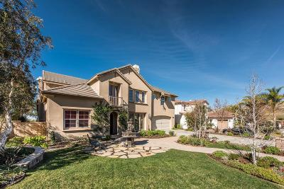 Simi Valley CA Single Family Home For Sale: $1,100,000