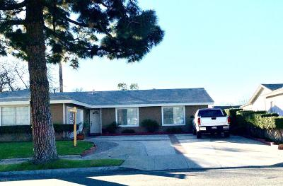 Simi Valley Single Family Home For Sale: 2295 Sequoia Avenue