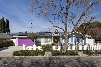 Simi Valley Single Family Home For Sale: 4287 Florence Street