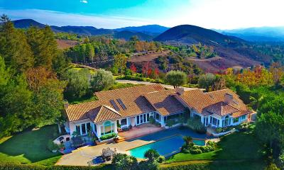 Westlake Village Single Family Home For Sale: 4289 Coachman Circle