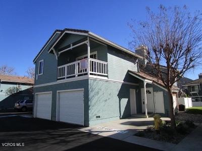 Simi Valley Condo/Townhouse For Sale: 1948 Rory Lane #1