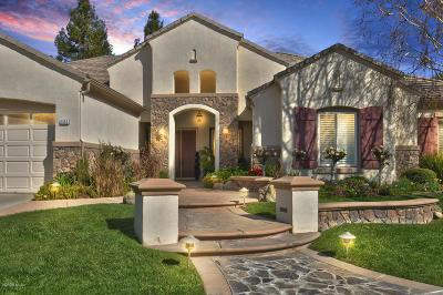 Westlake Village Single Family Home For Sale: 1598 Heather Oaks Lane