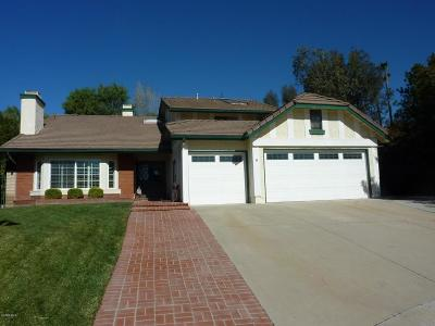 Moorpark Single Family Home For Sale: 13865 Meeham Way