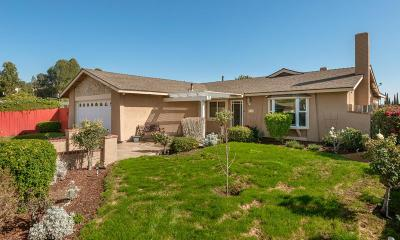 Moorpark Single Family Home For Sale: 6544 North Amherst Street