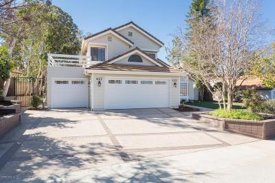 Simi Valley Single Family Home For Sale: 427 Appleton Road