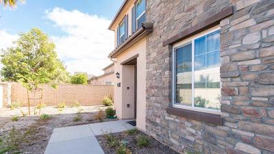 Simi Valley Single Family Home For Sale: 458 Stratus Lane #4
