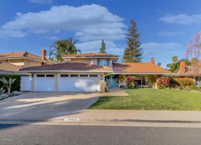 Westlake Village Single Family Home For Sale: 31935 Watergate Court