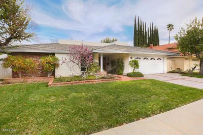 Westlake Village Single Family Home For Sale: 1428 Cheswick Place