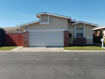 Castaic Single Family Home For Sale: 31911 Marcasite Lane