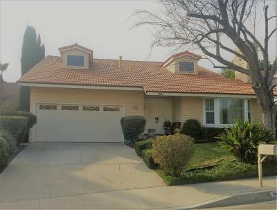 Calabasas CA Single Family Home For Sale: $999,000