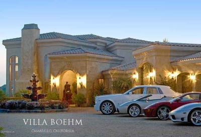 Camarillo Single Family Home For Sale: 750 Camino Tierra Santa