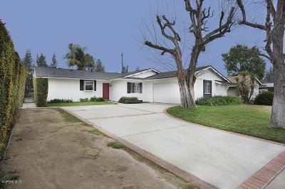 Canoga Park Single Family Home For Sale: 7721 Royer Avenue