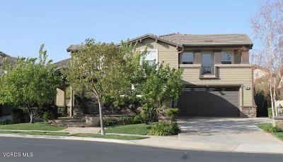 Thousand Oaks Single Family Home For Sale: 3285 Morning Ridge Avenue