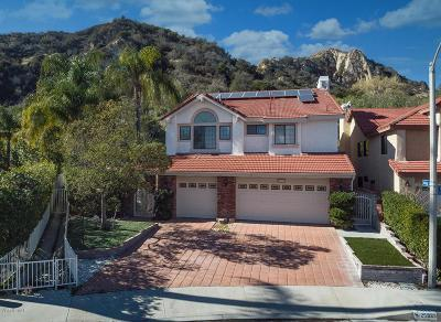 Stevenson Ranch Single Family Home For Sale
