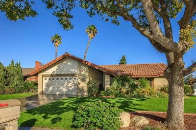 Thousand Oaks Single Family Home For Sale: 88 Longfellow Street