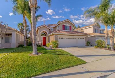 Simi Valley CA Single Family Home For Sale: $769,000
