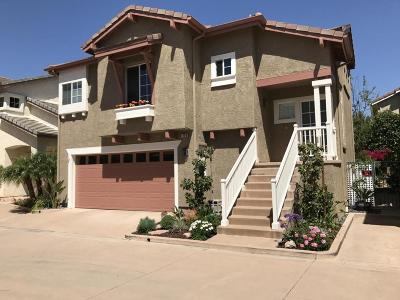 Simi Valley CA Single Family Home For Sale: $535,000