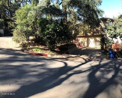 Los Angeles County Single Family Home For Sale: 1245 Wildwood Drive