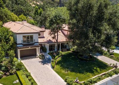 Westlake Village Single Family Home For Sale: 2396 Stafford Road