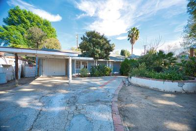 Woodland Hills Single Family Home For Sale: 6046 Fallbrook Avenue