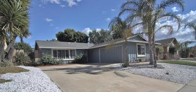 Simi Valley CA Single Family Home For Sale: $539,950