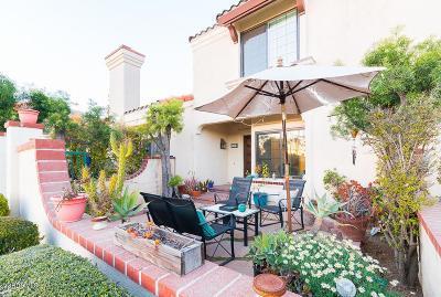 Simi Valley CA Condo/Townhouse For Sale: $489,000