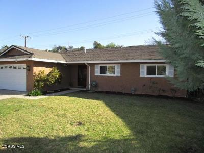 Simi Valley CA Single Family Home For Sale: $539,238