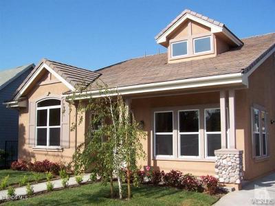 Santa Paula Single Family Home For Sale: 326 North 8th Street