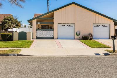 Simi Valley CA Single Family Home For Sale: $410,900
