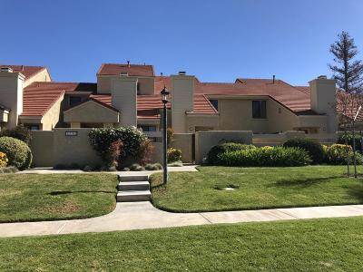 Simi Valley CA Condo/Townhouse For Sale: $410,800
