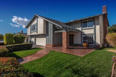 Simi Valley CA Single Family Home For Sale: $660,000