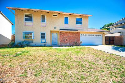 Simi Valley CA Single Family Home For Sale: $490,000