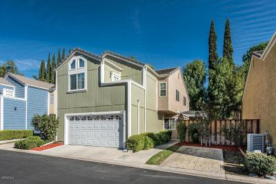 Simi Valley CA Single Family Home For Sale: $532,999