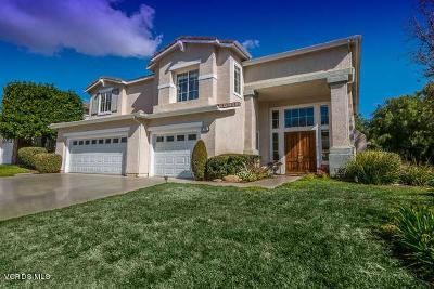 Simi Valley CA Single Family Home For Sale: $879,900
