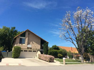 Simi Valley Single Family Home For Sale: 1469 Crocker Street